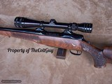 Colt Sauer .300 Weatherby Magnum with Fiberglass Stock & Redfield 4 X 12 Scope - 17 of 20