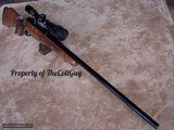 Colt Sauer .300 Weatherby Magnum with Fiberglass Stock & Redfield 4 X 12 Scope - 15 of 20