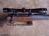 Colt Sauer .300 Weatherby Magnum with Fiberglass Stock & Redfield 4 X 12 Scope - 14 of 20
