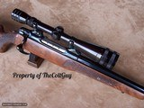Colt Sauer .300 Weatherby Magnum with Fiberglass Stock & Redfield 4 X 12 Scope - 13 of 20