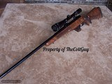 Colt Sauer .300 Weatherby Magnum with Fiberglass Stock & Redfield 4 X 12 Scope - 18 of 20