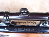 Colt Sauer .300 Weatherby Magnum with Fiberglass Stock & Redfield 4 X 12 Scope - 5 of 20