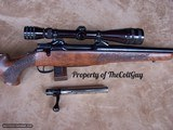 Colt Sauer .300 Weatherby Magnum with Fiberglass Stock & Redfield 4 X 12 Scope - 8 of 20