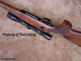 Colt Sauer .300 Weatherby Magnum with Fiberglass Stock & Redfield 4 X 12 Scope - 12 of 20