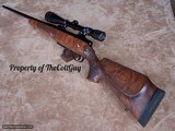 Colt Sauer .300 Weatherby Magnum with Fiberglass Stock & Redfield 4 X 12 Scope - 19 of 20