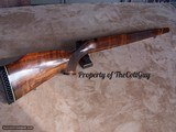 Colt Sauer .300 Weatherby Magnum with Fiberglass Stock & Redfield 4 X 12 Scope - 20 of 20