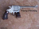 Colt Original Photo-Type for the .22 caliber Camp Perry Target Pistol - 13 of 20
