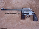 Colt Original Photo-Type for the .22 caliber Camp Perry Target Pistol