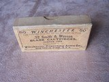 Winchester Box of .32 S&W Blank Cartridges, Vintage Box, Collectible - 4 of 6