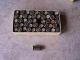 Winchester Box of .32 S&W Blank Cartridges, Vintage Box, Collectible - 5 of 6