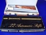 Browning Belgium Grade III As New in Browning Hard Case from 1964 - 20 of 20