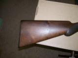 L.C. Smith SxS 12 gauge
