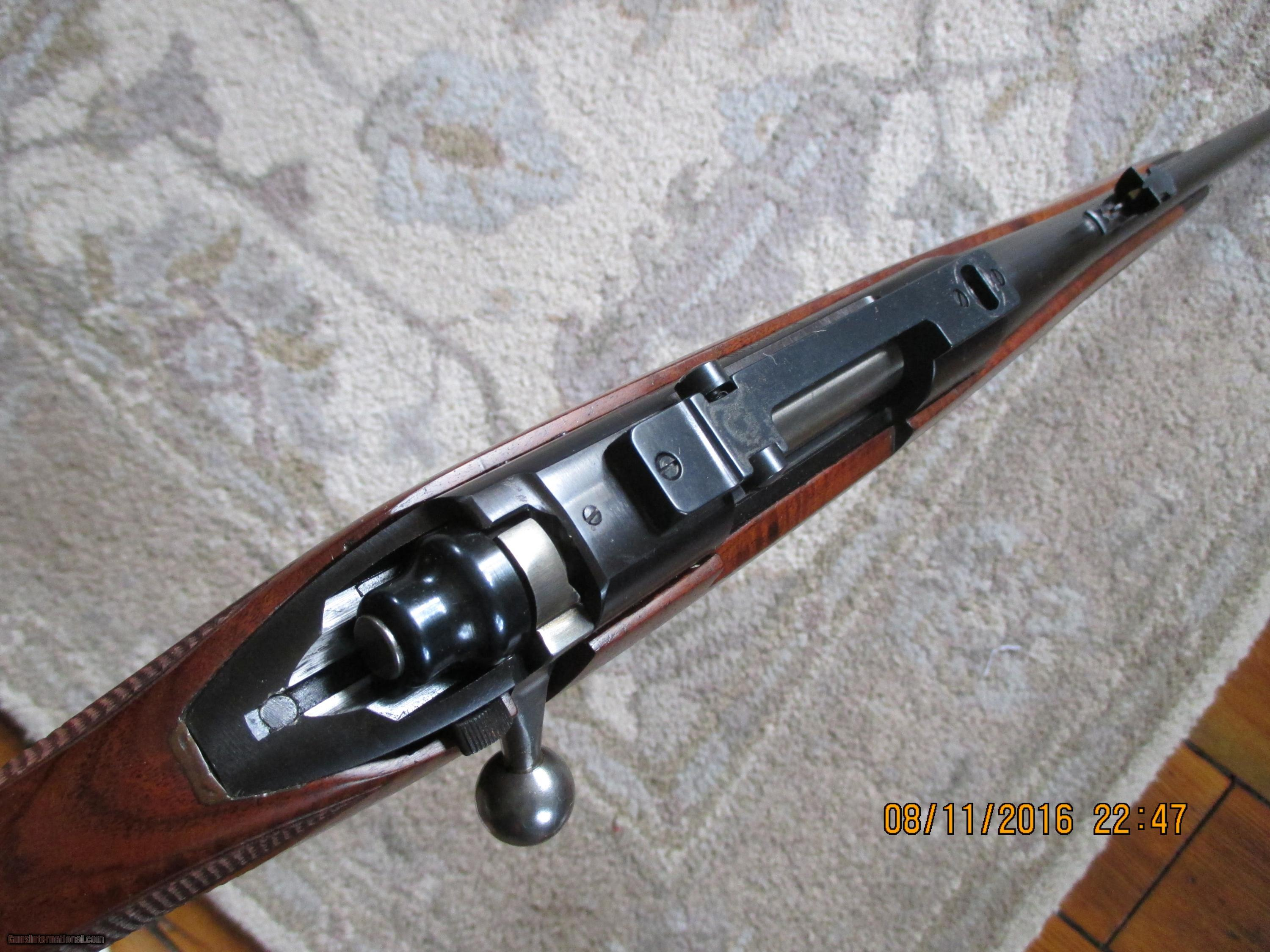 Dating a remington 721. Details on the Remington Society of America on the Manufactured Date link.