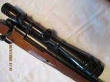 WINCHESTER MODEL 70 NEW HAVEN CONN. - 7 of 8