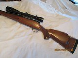 WINCHESTER MODEL 70 NEW HAVEN CONN. - 1 of 8