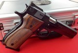 S&W 952-1 Performance Center, 9mm, N.I.B. Extremely Rare - 4 of 12