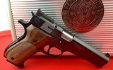 S&W 952-1 Performance Center, 9mm, N.I.B. Extremely Rare - 8 of 12