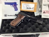 S&W 952-1 Performance Center, 9mm, N.I.B. Extremely Rare - 12 of 12