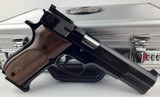 S&W 952-1 Performance Center, 9mm, N.I.B. Extremely Rare - 2 of 12