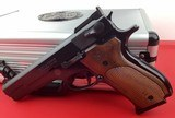 S&W 952-1 Performance Center, 9mm, N.I.B. Extremely Rare - 3 of 12