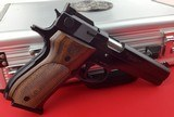 S&W 952-1 Performance Center, 9mm, N.I.B. Extremely Rare - 1 of 12