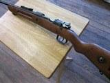 Polish Radom 98 Mauser Sporter. 8MM