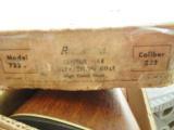 1956 Remington 722 222 26 Inch NIB *** 58 Year Old Timecapsule- 1 of 14