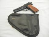 1968 Browning Hi Power Tangent Sight New In Pouch - 1 of 4