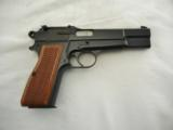 1968 Browning Hi Power Tangent Sight New In Pouch - 2 of 4
