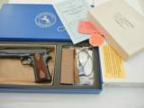 SOLD Colt 1911 WWI Reproduction NIB - 2 of 6