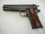 SOLD Colt 1911 WWI Reproduction NIB - 3 of 6