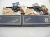 """Smith Wesson 45 M&P 22 Consecutive Set NIB"""" POST OFFICE """" - 1 of 10"""
