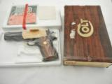 Colt 1911 Ace 22 New In The Box