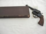 1948 Colt Official Police 38 In The Box
