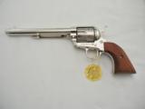 Colt SAA 44 Nickel Consecutive Set NIB - 6 of 8