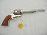 Colt SAA 44 Nickel Consecutive Set NIB - 7 of 8