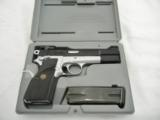1994 Browning Hi Power Practical 9MM In The Box