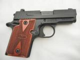 Sig Sauer P938 9MM New In The Box - 5 of 7