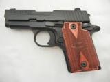 Sig Sauer P938 9MM New In The Box - 4 of 7