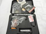 Sig Sauer P938 9MM New In The Box - 1 of 7
