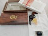 Colt SAA Sheriffs Model 44 New In The Case..44 special / 44-40 Box / Case / Outersleeve