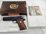 Colt 1911 Government Series 70 9MM NIB
