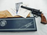 1977 Smith Wesson 17 K22 Masterpiece NIB