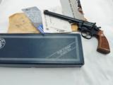 1980 Smith Wesson 17 K22 Masterpiece 8 3/8 NIB