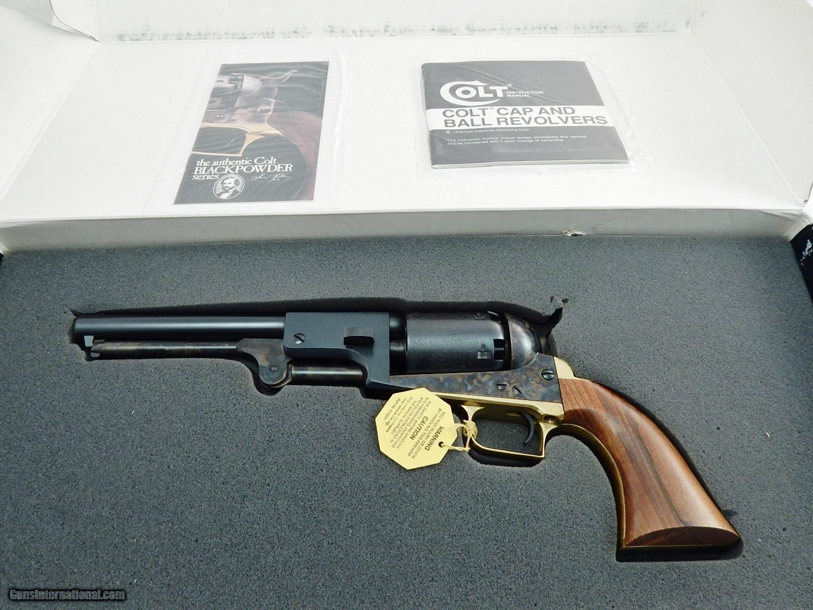Colt 2nd Dragoon 2nd Generation New In The Box for sale