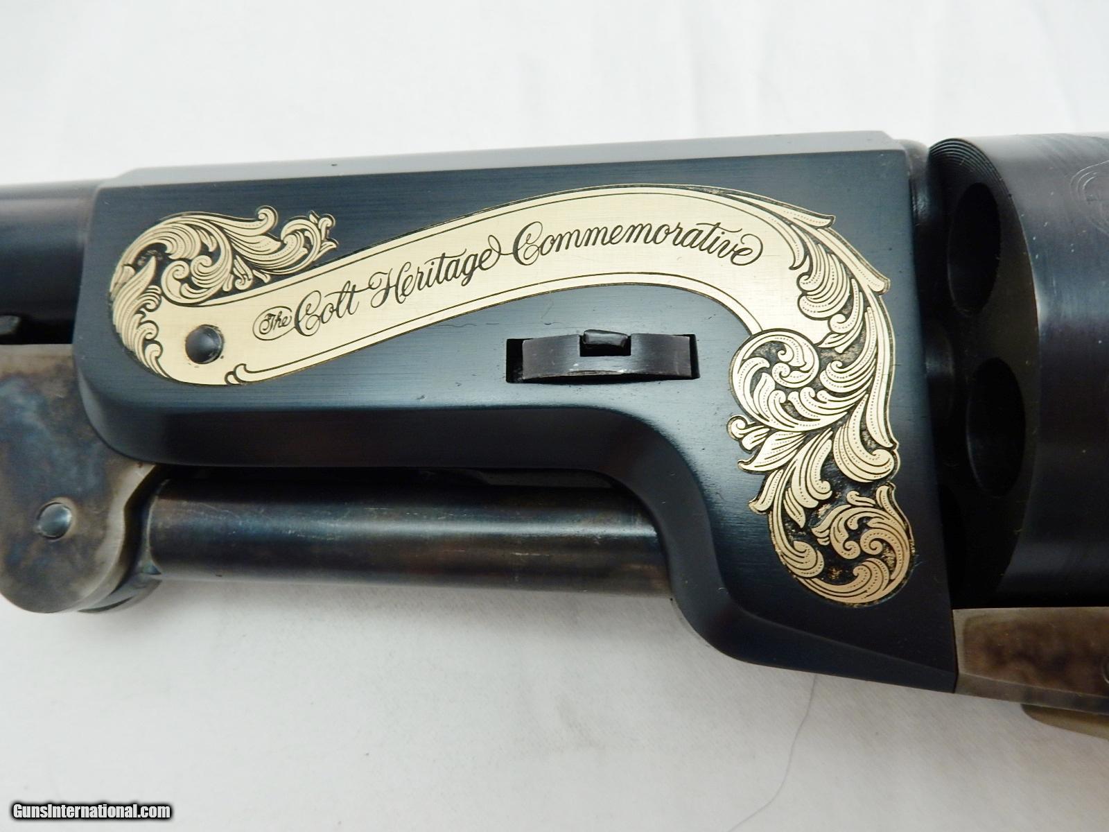 Colt Walker 2nd Generation Blackpowder NIB