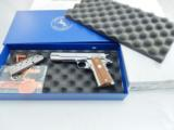 Colt 1911 Custom Government 38 Super BSS NIB