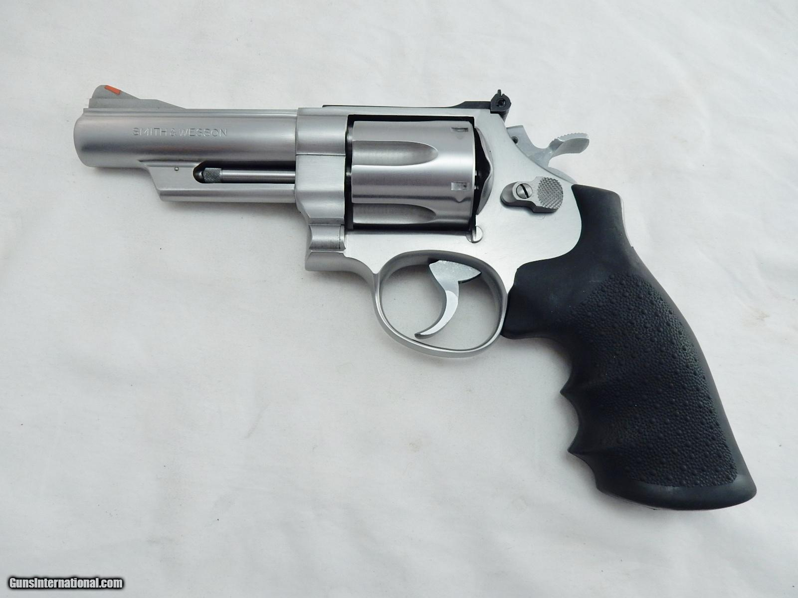 1985 Smith Wesson 629 4 Inch 44 Magnum - 1 of 8 ...