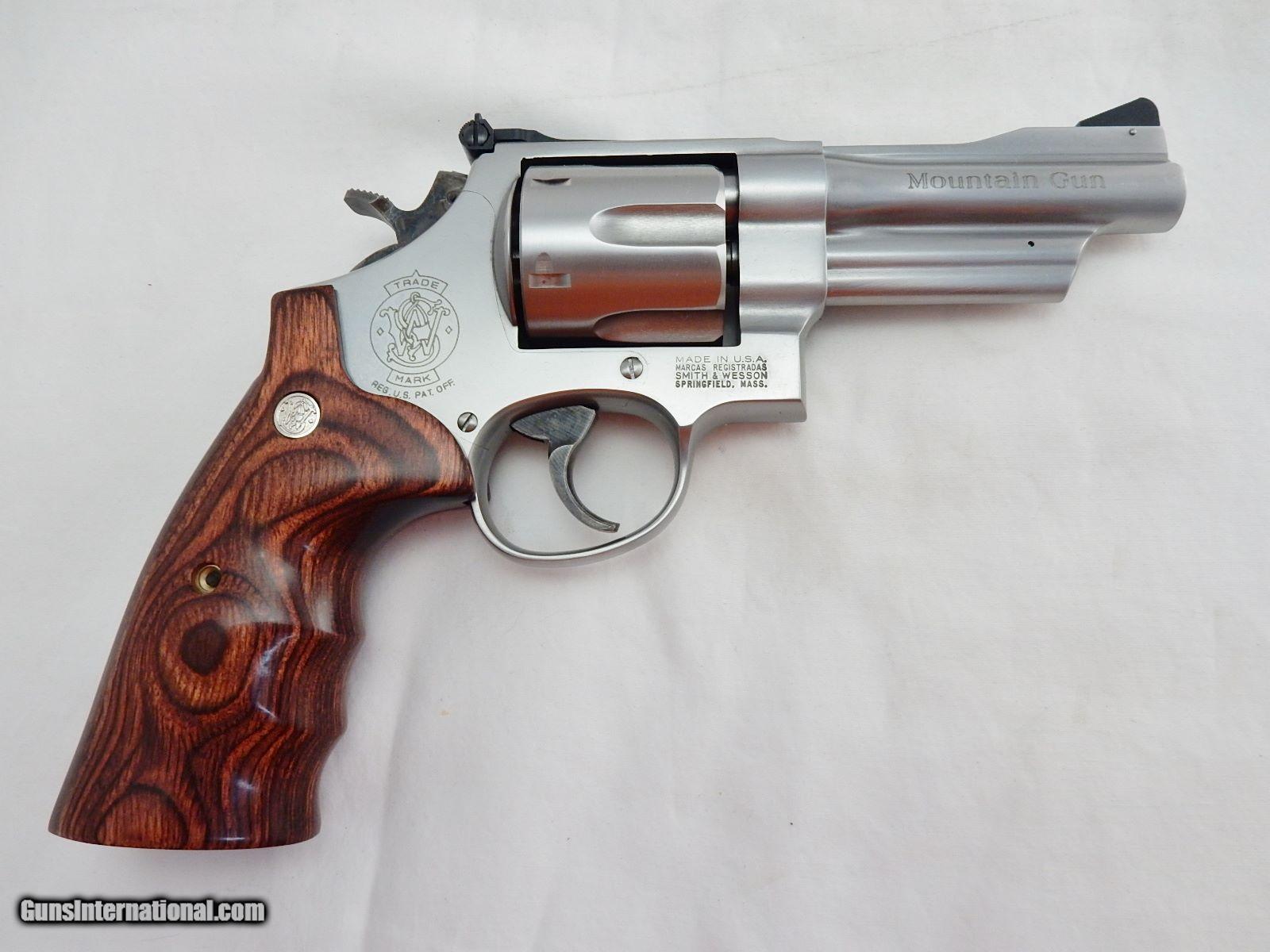 1996 Smith Wesson 625 Mountain Gun 45 Long Colt