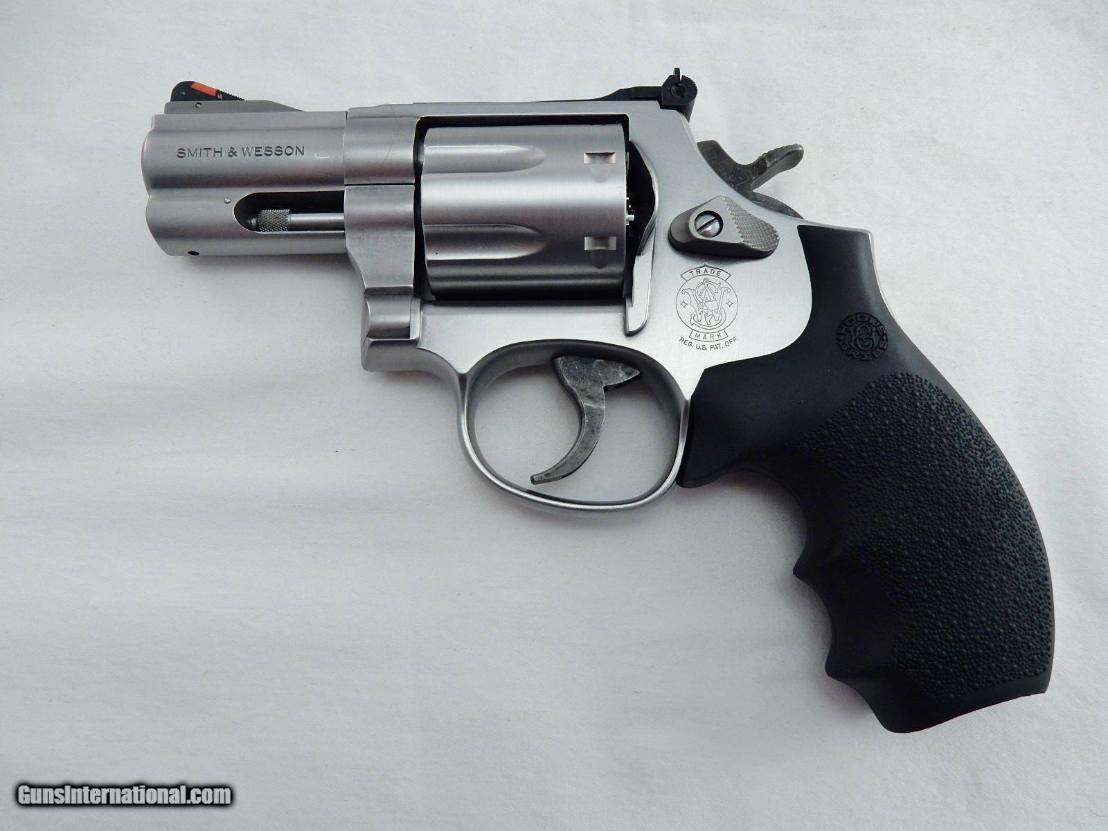 1999-Smith-Wesson-686-2-1-2-Inch-7-Shot-